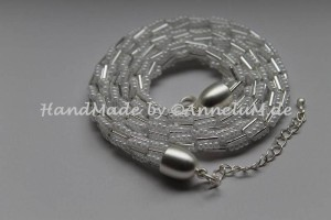 Kette in Silber