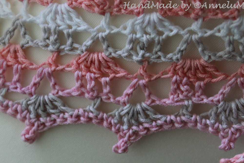 Elise Shawl Handmade by AnneluM