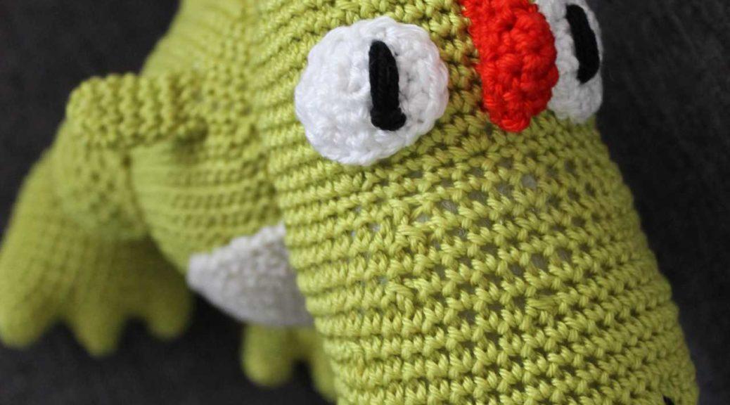 Tiny T-Rex Plush | AnneluM