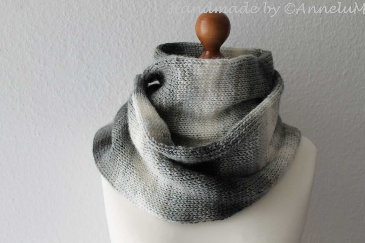 EasyPeasy Crasy Schal Handmade by AnneluM