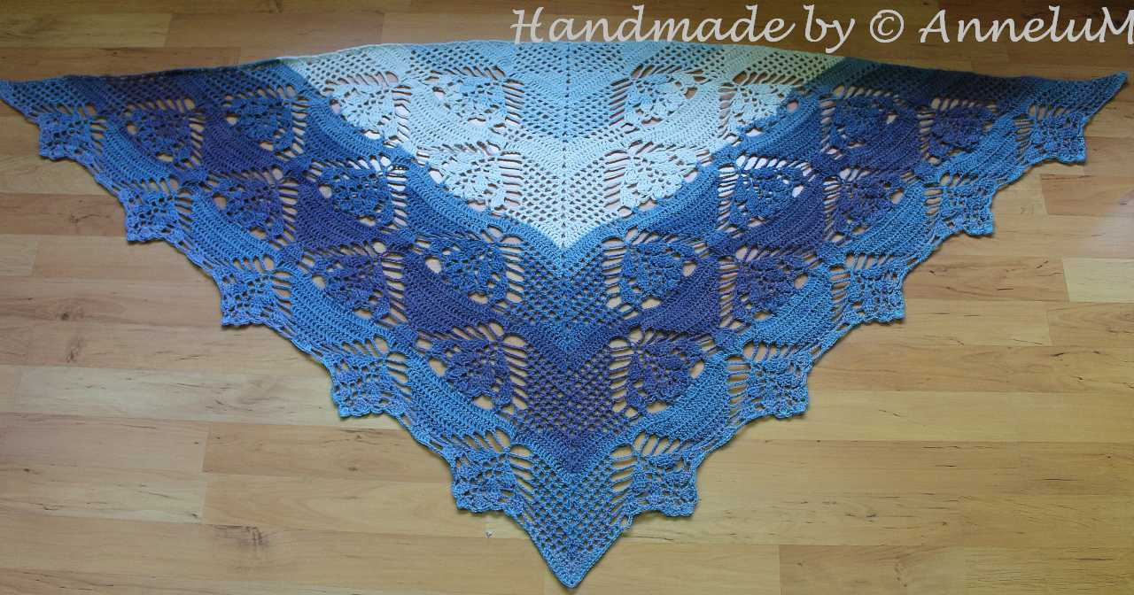 Wilwarin blau Handmade AnneluM