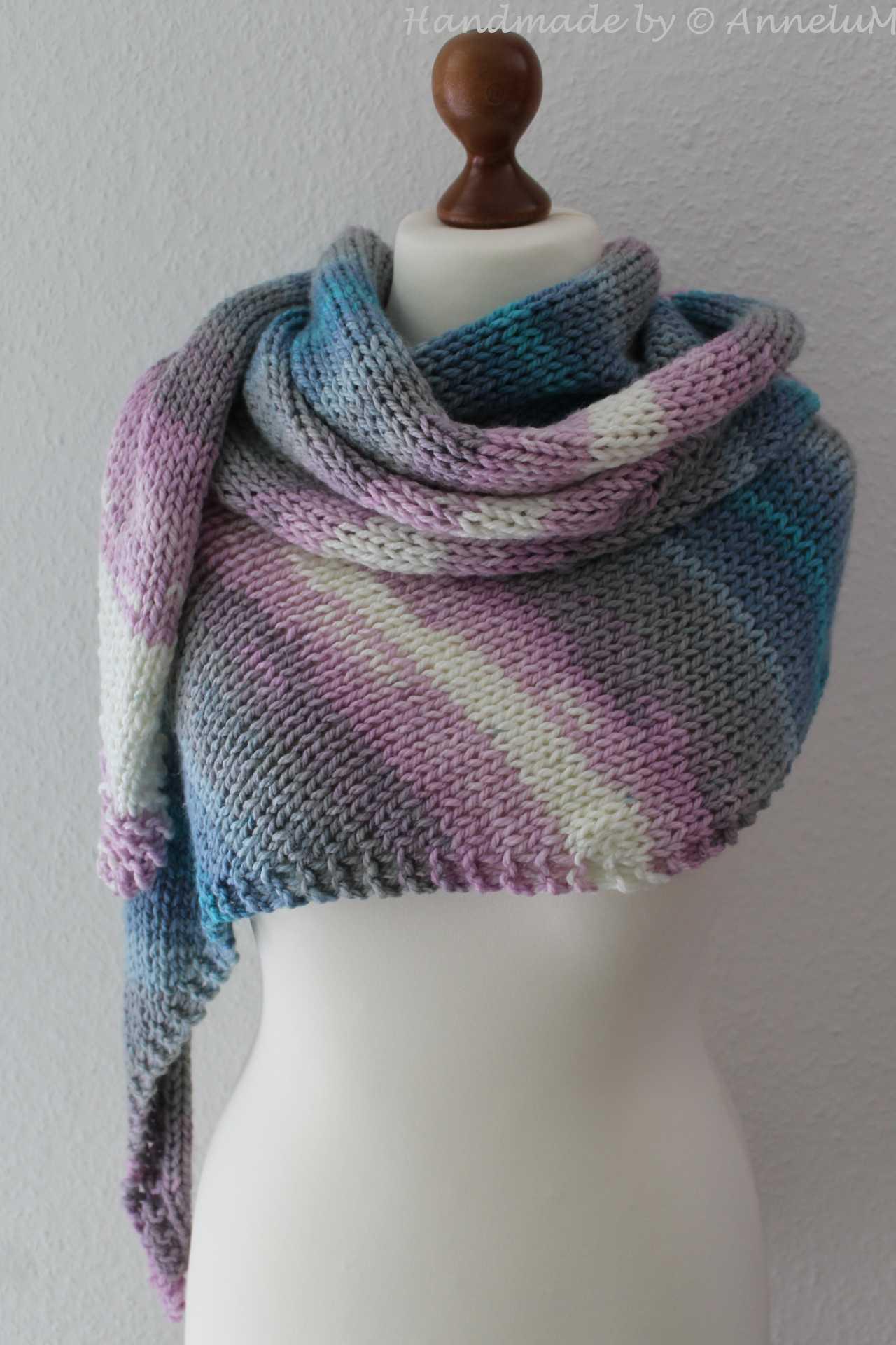 Schal Handmade by AnneluM