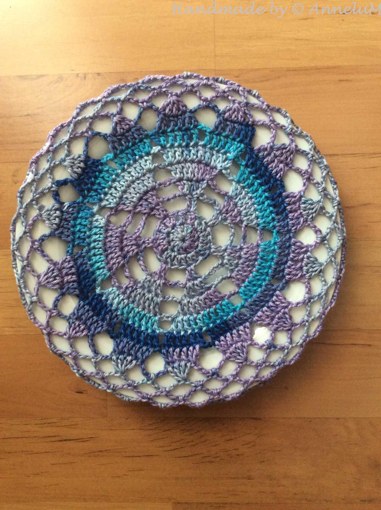 Einkaufstasche mit Herzboden Handmade by AnneluM