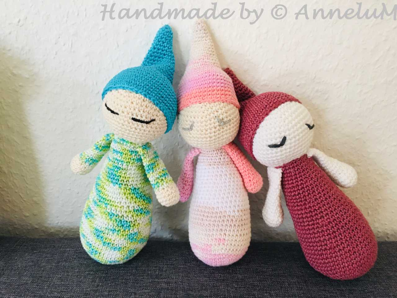 Amigurumis Handmade by AnneluM
