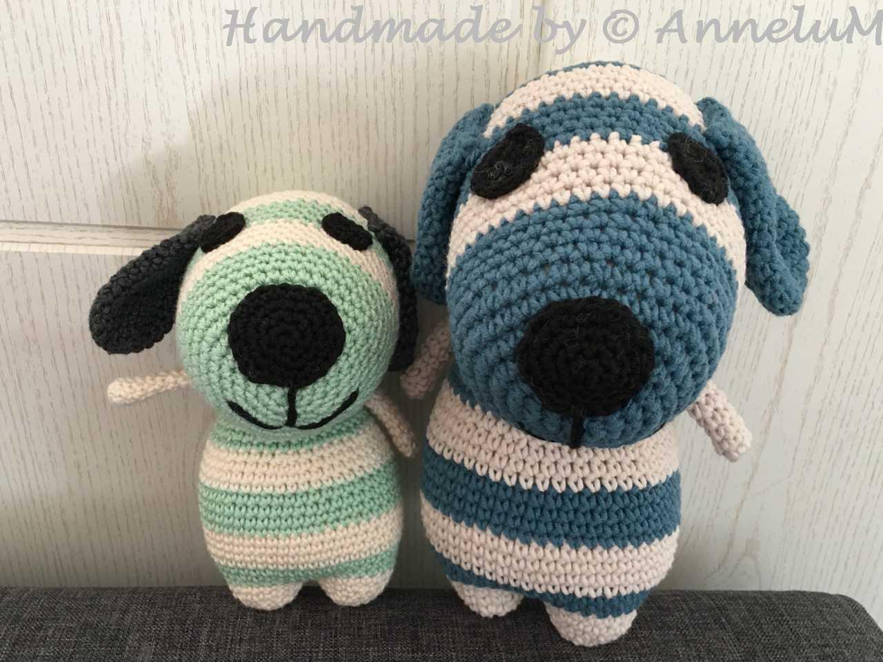 Sammy - Handmade by AnneluM