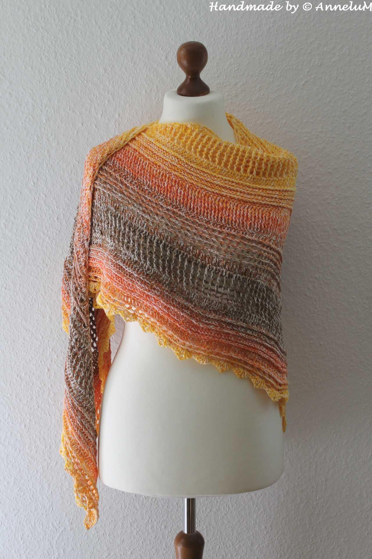 Maedhros Tuch Handmade by AnneluM