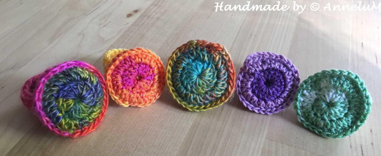 Häkelringe Handmade by AnneluM