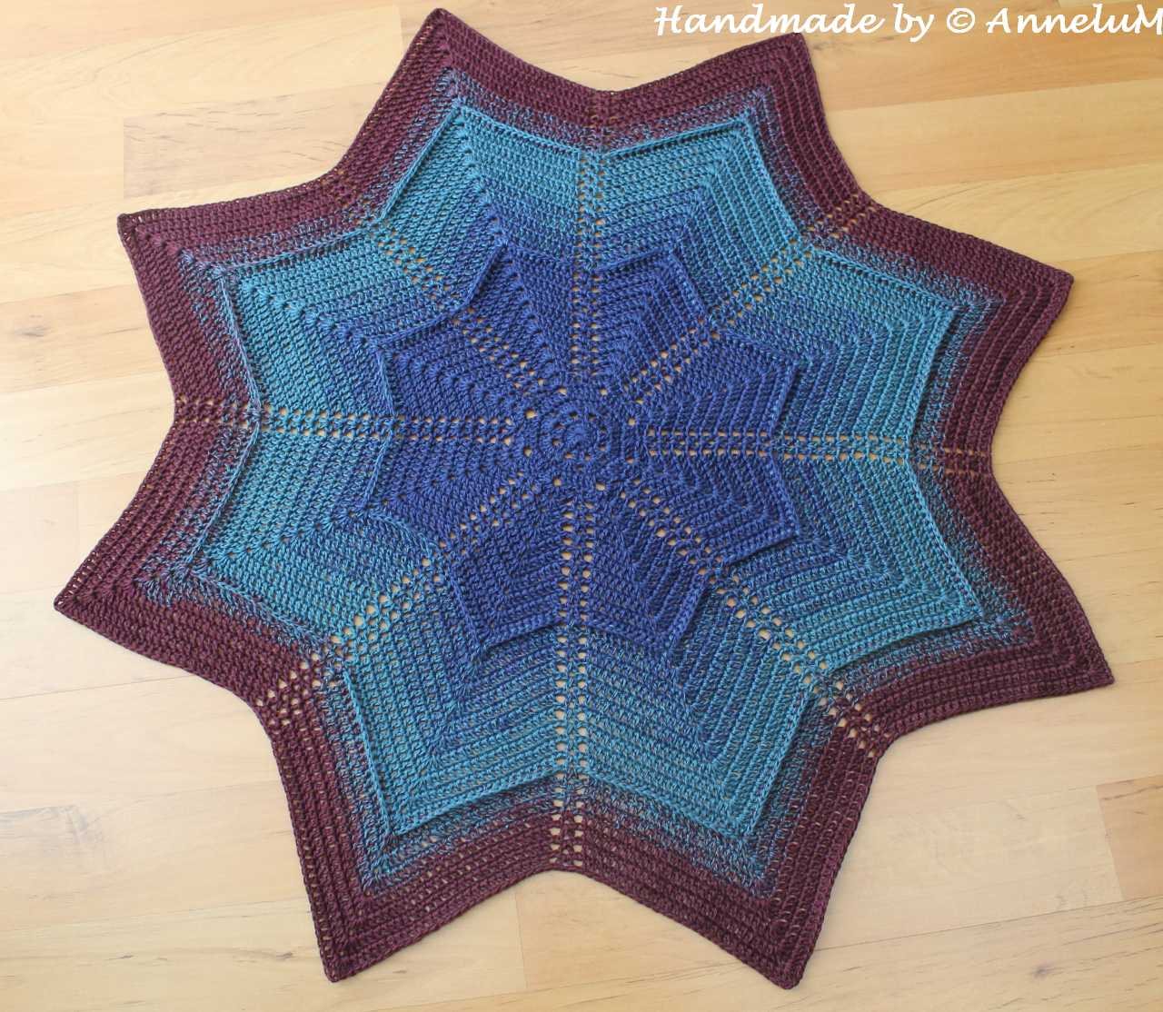 Stern der Hoffnung - Handmade by AnneluM