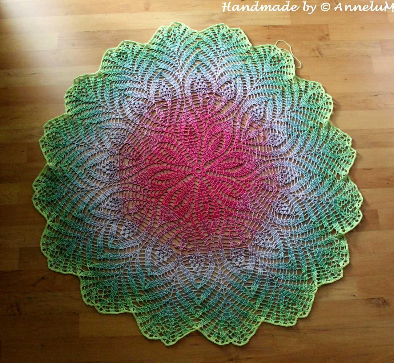 Mandala Handmade by AnneluM