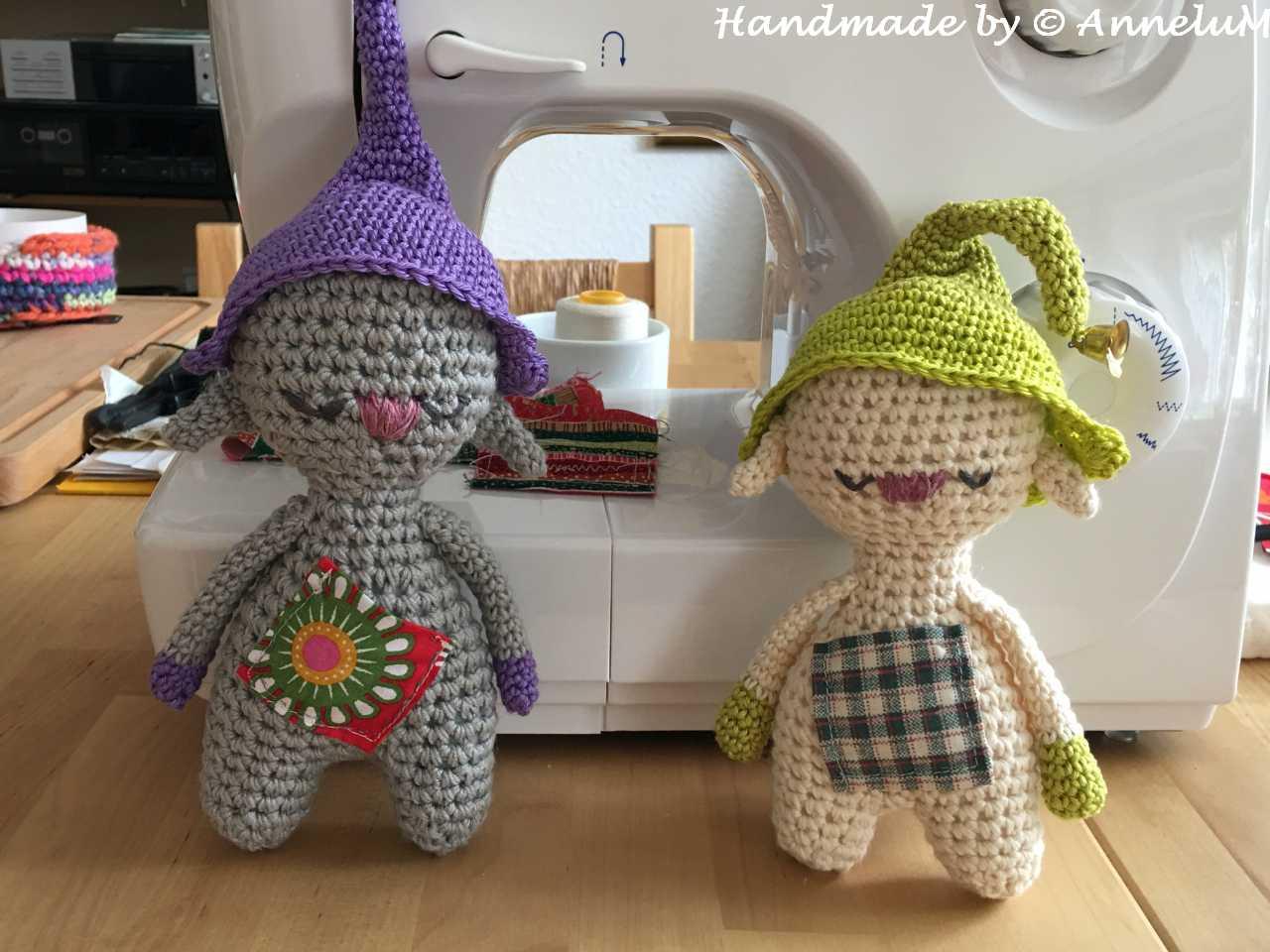 Wonneproppen Happy Handmade by AnneluM