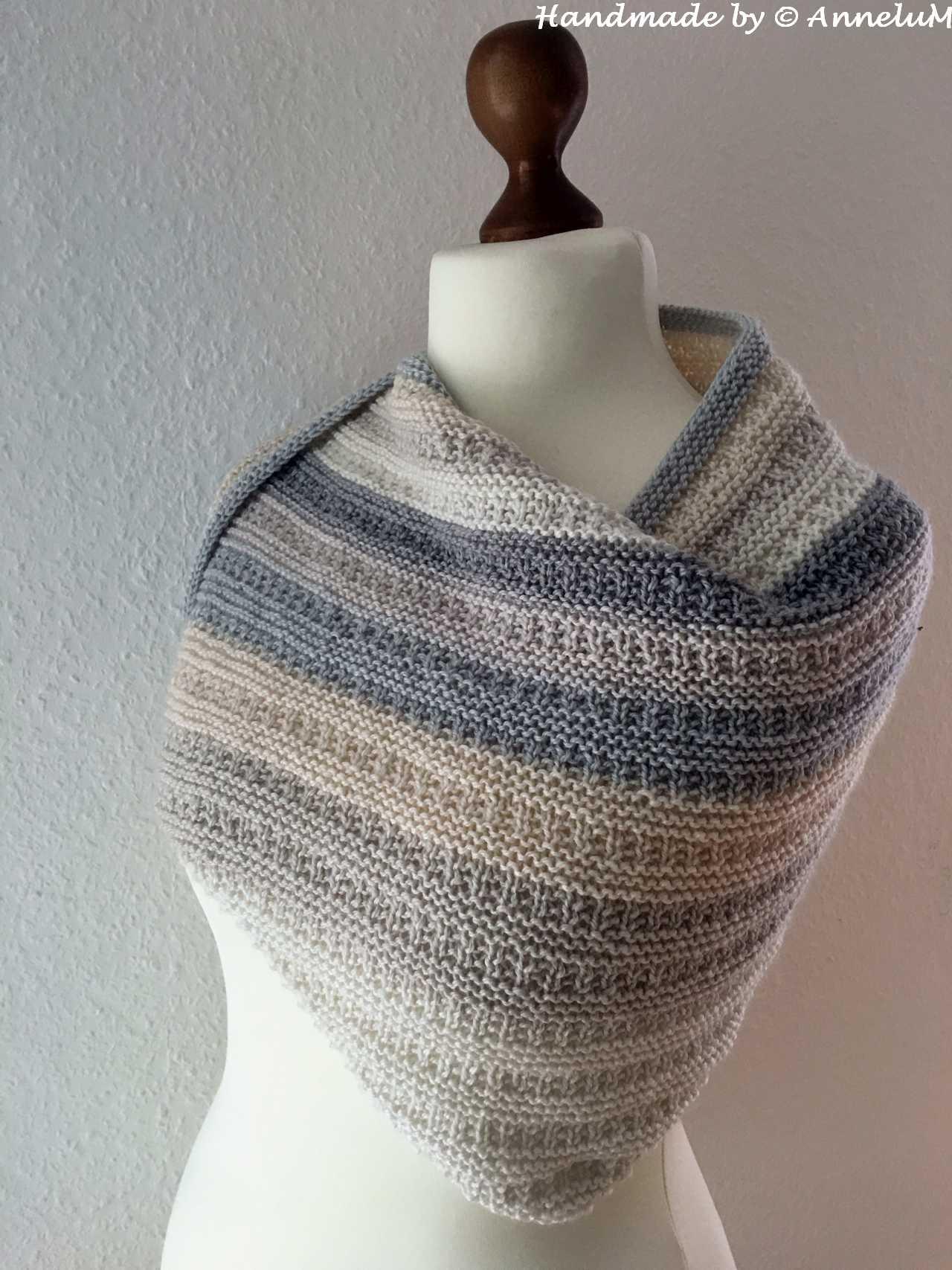 Dreieckstuch Handmade by AnneluM